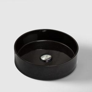 Small Taïga - Noir Pailleté